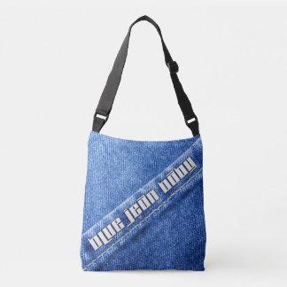 Blue Jean Baby Tote Bag