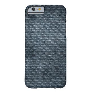 Blue Jean Denim Digital Art Phone Case