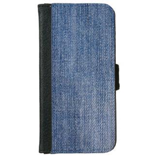 Blue Jeans iPhone 6 Wallet Case