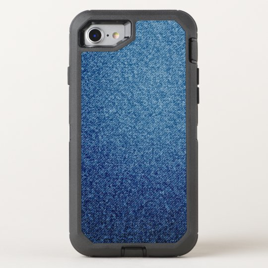 blue Jeans OtterBox Defender iPhone 8/7 Case