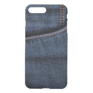 Blue Jeans Pocket iPhone 8 Plus/7 Plus Case