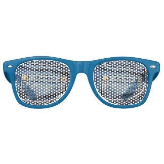 Blue Jeans Pocket Retro Sunglasses