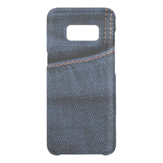 Blue Jeans Pocket Uncommon Samsung Galaxy S8 Case