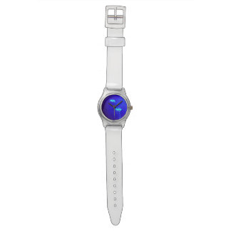 Blue Jellyfish Watch