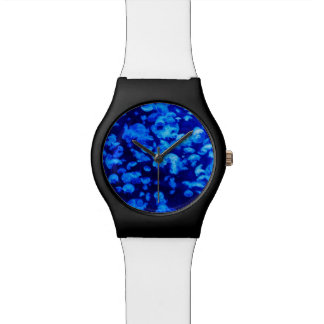 Blue Jellyfish Watches