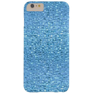 Blue Jewel Barely There iPhone 6 Plus Case