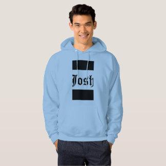 Blue josh hoodie