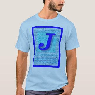 'Blue J's' light T-Shirt