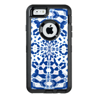 Blue Kaleidoscope Phone 6/6s Otterbox Case