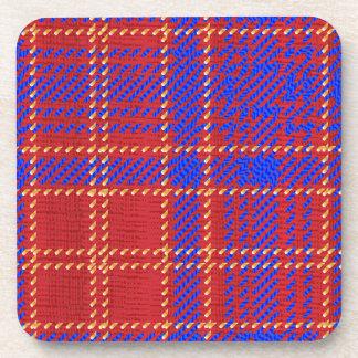 Blue Kilt Tartan Coaster