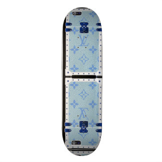 Blue King Louie Fab Custom Pro Park Board Skateboard Deck