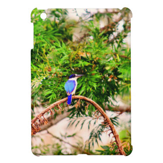 BLUE KINGFISHER QUEENSLAND AUSTRALIA iPad MINI COVERS