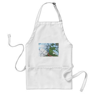 BLUE KINGFISHER RURAL QUEENSLAND AUSTRALIA STANDARD APRON