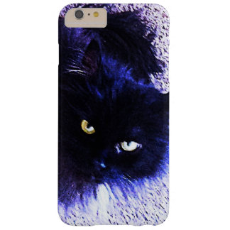 Blue Kitty Barely There iPhone 6 Plus Case