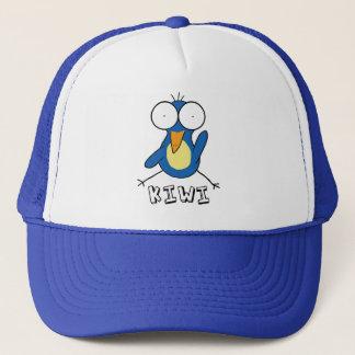 Blue Kiwi Hat