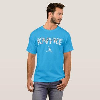Blue Knyke Camo T-Shirt