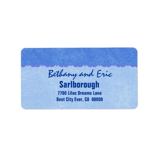 Blue Lace  A301