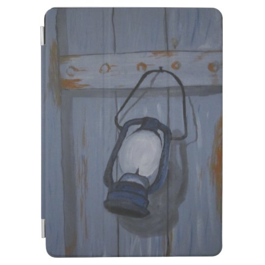 Blue Lamp iPad Air Cover