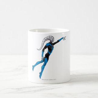 Blue Lantern 10 Basic White Mug