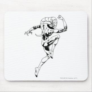 Blue Lantern 3 Mouse Pad