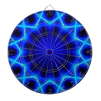 Blue laser #2 dartboard