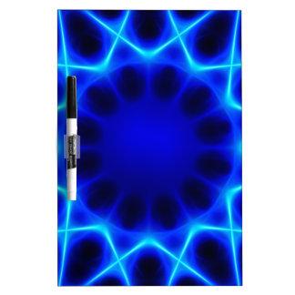 Blue laser #2 Dry-Erase whiteboards