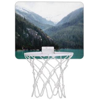 Blue Layers Basketball Hoop