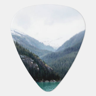 Blue Layers Guitar Pick