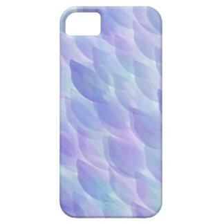 Blue Leaf Phone Case