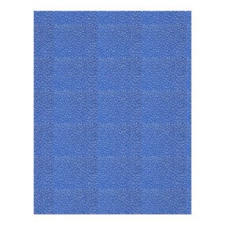 Blue Leather look texture background add text img Letterhead Template