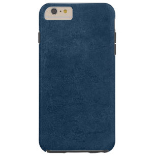 blue Leather texture for case mobile