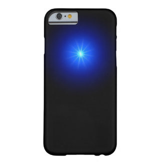 Blue LED Barely There iPhone 6 Case