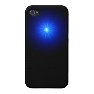 Blue LED iPhone 4 Cover