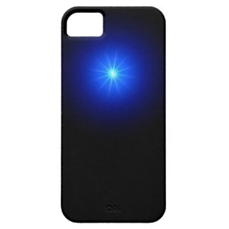 Blue LED iPhone 5 Cases