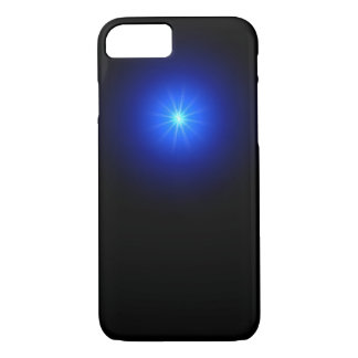 Blue LED iPhone 7 Case
