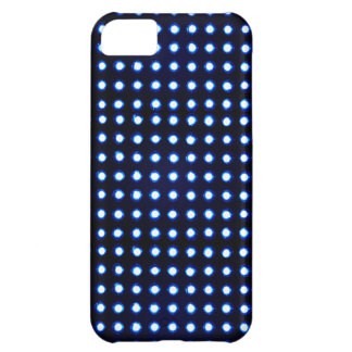 Blue Led light Case For iPhone 5C