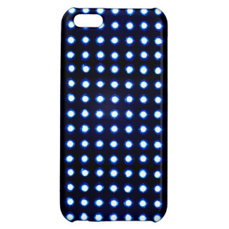 Blue Led light iPhone 5C Cases