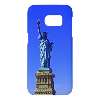 Blue Liberty Phone Case