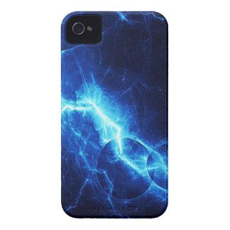 Blue Lightning Case-Mate iPhone 4 Case