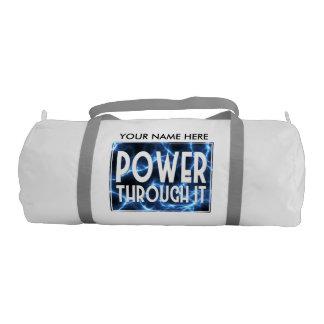Blue Lightning-Power Through It