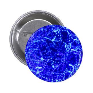 Blue Lights 2 Inch Round Button
