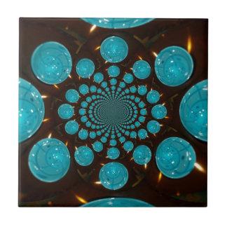 Blue Lights Tiles