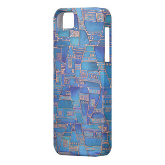 Blue Like Klee iPhone 5 Cover