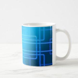 /blue Lines Coffee Mug