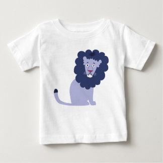Blue lion blue baby T-Shirt