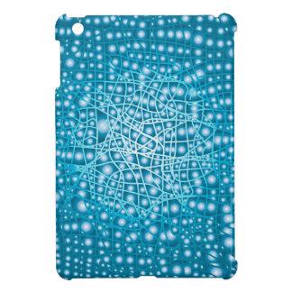 Blue Liquid Background Case For The iPad Mini