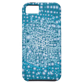Blue Liquid Background iPhone 5 Covers