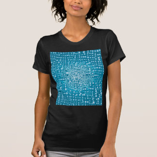 Blue Liquid Background T-Shirt