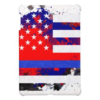 Blue Lives Matter Cover For The iPad Mini
