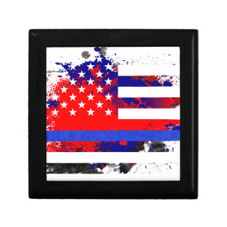 Blue Lives Matter Gift Box